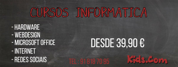 Summer School – Informática Adultos